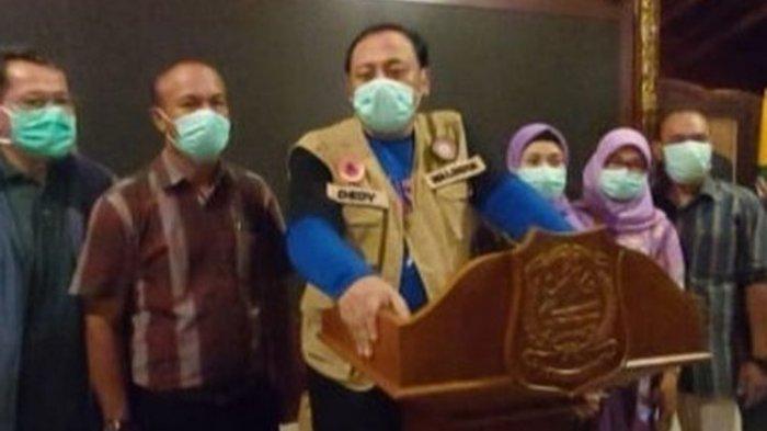 Cuekin Pemerintah Pusat, Walikota Tegal Siapkan Rp42 Miliar Penuhi Kebutuhan Warga Selama Lockdown
