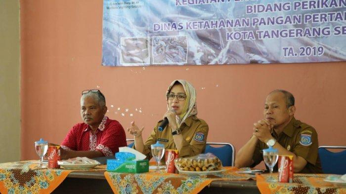 Pemkot Tangerang Berharap Pelaku Budidaya Ikan Dapat Berkolaborasi Dengan Promosi Digital Warta Kota