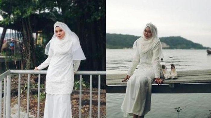 Calon Suami Ketahuan Selingkuh, Wanita Foto Prawedding Sendirian dan Jual Gaun Pengantin Rp 200 Ribu