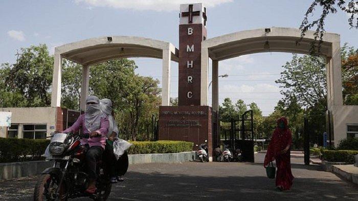 MENGERIKAN, WANITA Pasien Virus Corona di India Tewas setelah Dirudapaksa Perawat Rumah Sakit
