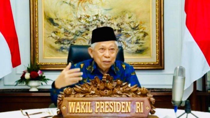 Cuma 36 Persen Publik Puas dengan Kinerja Wakil Presiden Maruf Amin, Jubir: Namanya Juga Ban Serep