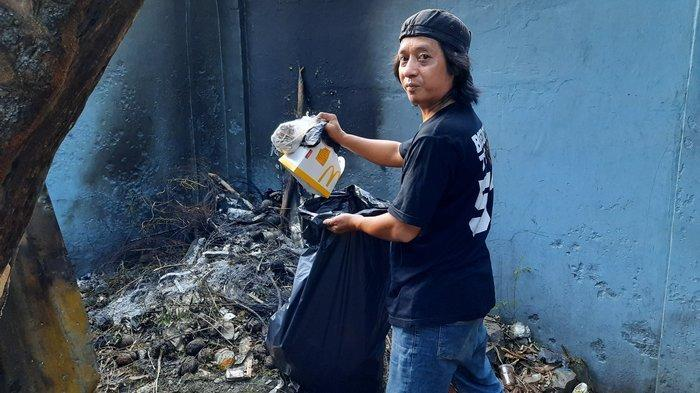 Warga Depok Ini Akui Jumlah Sampah di Rumahnya Meningkat Dua Kali Lipat Selama PSBB