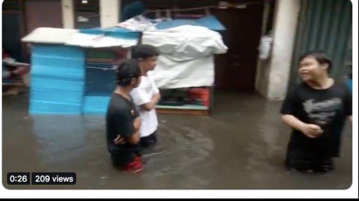 BREAKING NEWS: Pagi Ini Sebagian Wilayah Jakarta Tergenang Banjir Lagi, Cek di Sini