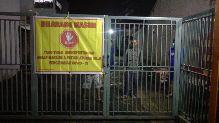 Warga Komplek Perumahan di Depok Terapkan Karantina Lokal, Ojek Online Dilarang Masuk