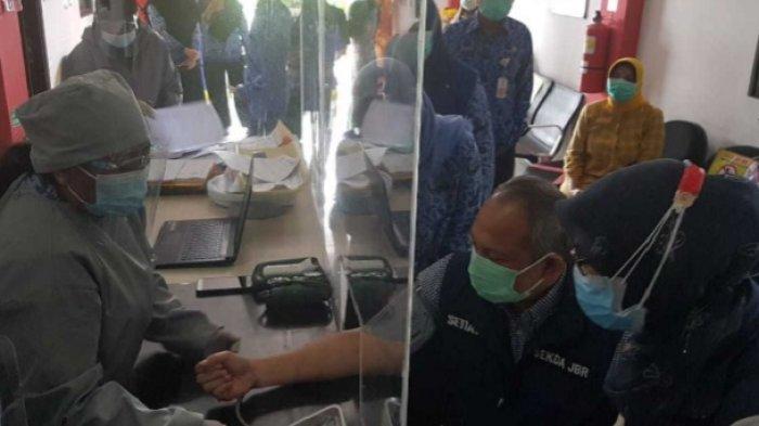 Sebanyak 18.000 Guru Kabupaten Bekasi akan Vaksinasi Covid19 Tahap Dua Pada Bulan Maret