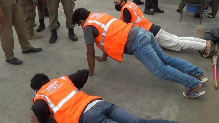 Sepekan Operasi Yustisi, Ada 5.000 Pelanggar Protokol Kesehatan Covid-19 di Kabupaten Bekasi