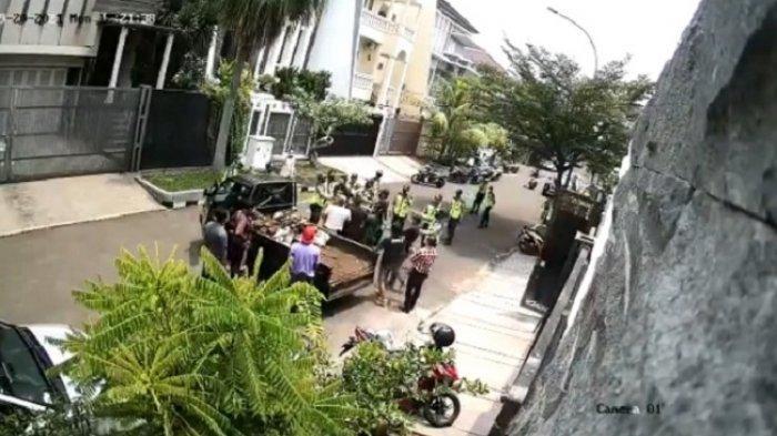 VIRAL, Puluhan Security Ribut dengan Warga Komplek, Diduga terkait Pungli, Polisi Periksa 16 Satpam
