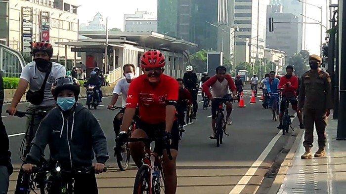 GOWES Makin Ngetrend, Pesepeda Diimbau Berhati-hati di Jalan Agar Terhindar Tindak Kejahatan