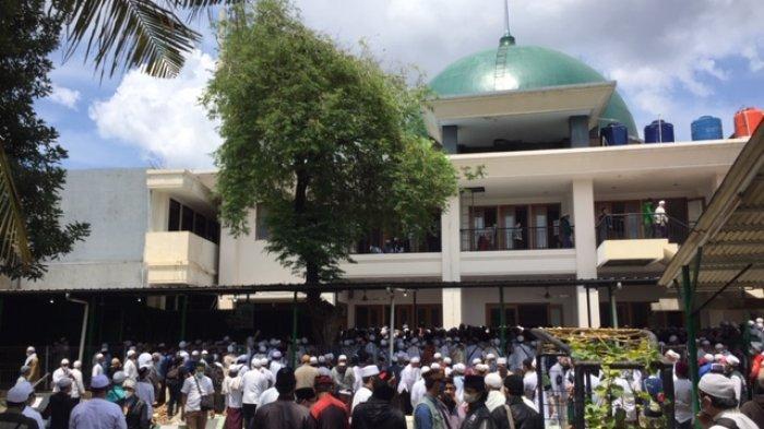 Syamsudin Berharap Anak Habib Ali bin Abdurrahman Assegaf jadi Penerus di Jalan Dakwah