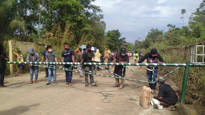 Bentrokan Pecah saat Ratusan Warga Tutup Akses ke Lokasi Tambang di Bungo, Jurnalis Ikut Jadi Korban