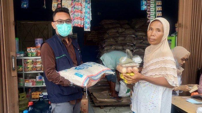 Warga Kabupaten Bekasi dengan Status ODP Covid-19 Dapat Bantuan Pangan dari Dinas Sosial