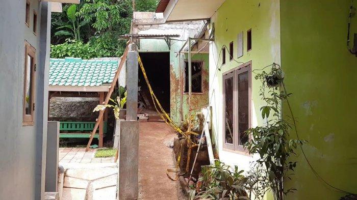 Warga di Lokasi Tebing Longsor di Cinere Depok Trauma Tidak Berani di Dalam Rumah Saat Hujan Deras