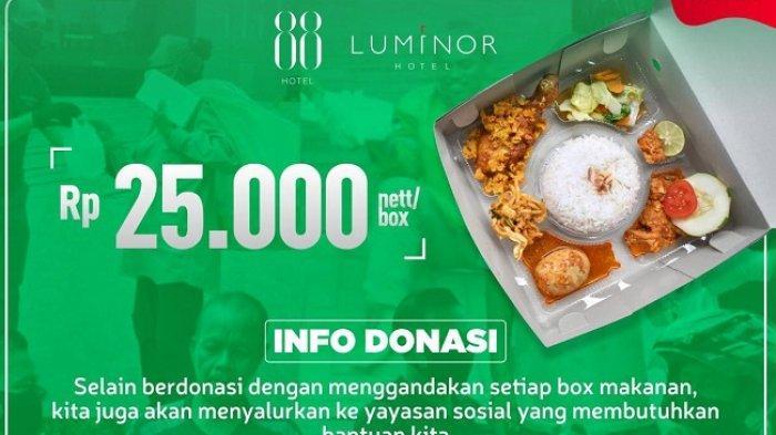 Bulan Ramadan, Waringin Hospitality Group Berbagi Melalui Program #1For1Indonesia