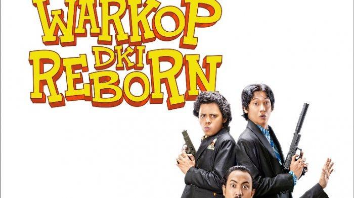Lanjutkan Kisah Sukses Warkop DKI Reborn 3, Film Warkop DKI Reborn 4 Siap Tayang di Disney+ Hotstar