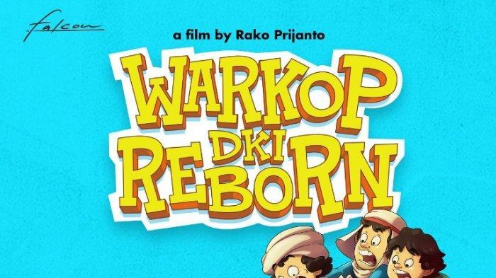 Rumah Produksi Falcon Pictures Garap Film 'Warkop DKI Reborn' Baru, Siapa Saja Para Pemainnya?