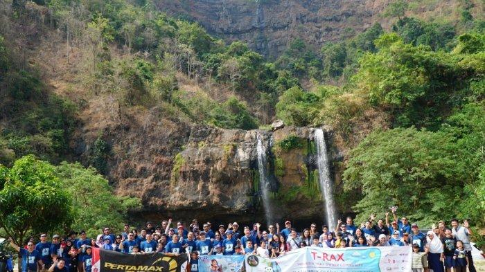 Indonesia Trax Owners Community, mengadakan touring ke Ciletuh
