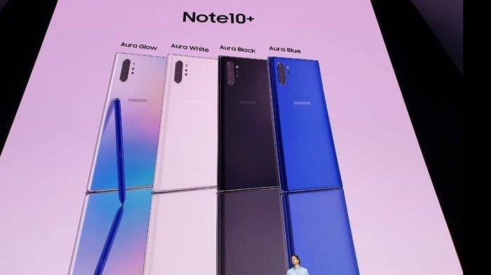 Punya Sensor ToF, Ini Fungsi Kamera Keempat Samsung Galaxy Note 10 Plus