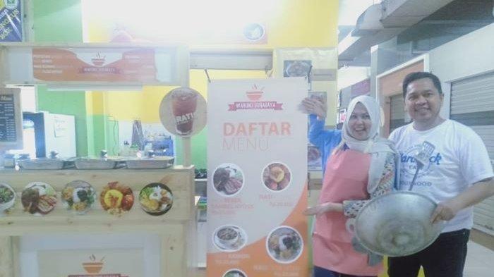 Jika Rindu Masakan Jawa Timur, Coba Mampir Warung Surabaya Ning Inul di Foodcourt Pasar Segar Cinere