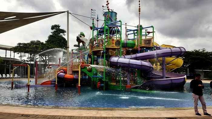 Wajah Baru Go! Wet Waterpark Bekasi Hadirkan Bioskop Air 5D