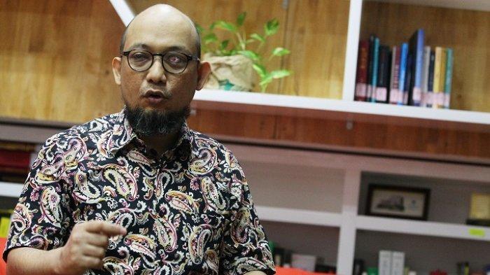 Penjelasan Novel Baswedan setelah Resmi Dinonaktifkan dari KPK, Soroti Pertanyaan Krusial saat TWK