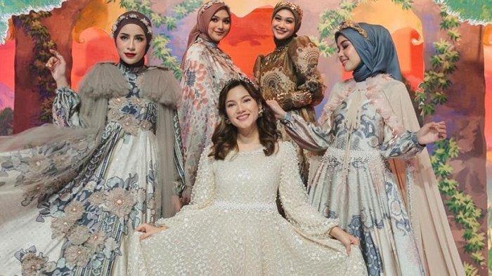 Koleksi Family Set dari Wearing Klamby untuk Ramadan dan Lebaran 2021