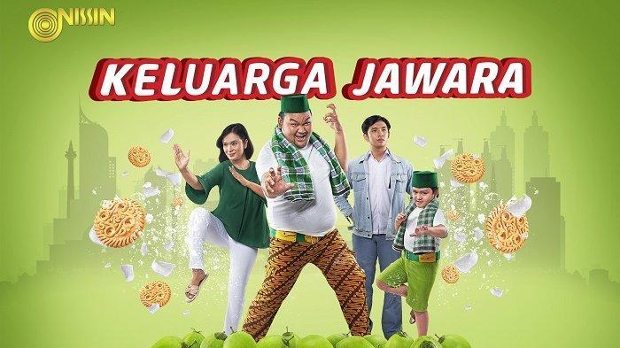 Nissin Biskuit Kelapa Ijo Luncurkan Web Series Keluarga Jawara