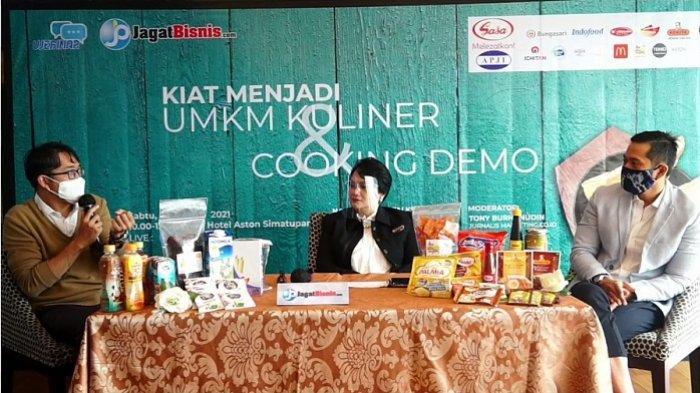 Pandemi Covid-19 Pukul Telak Bisnis UMKM Kuliner, Jalur e-Commerce Jadi Alternatif Pemasaran