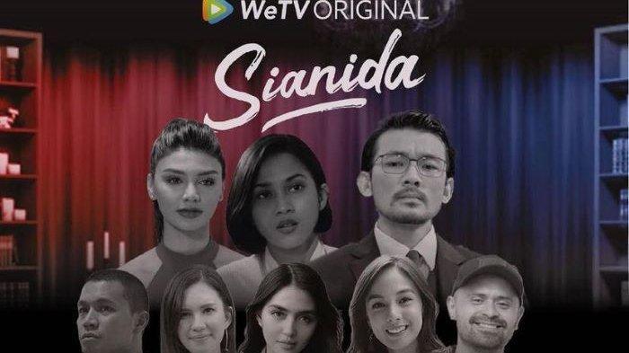 Bintangi Webseries 'Sianida', Rio Dewanto Tertantang Mainkan Peran David hingga Ceritanya yang Seru