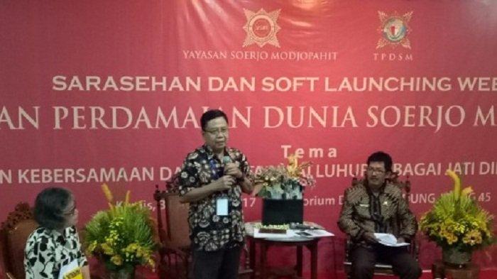 Kawasan Wisata Sejarah Majapahit Perkenalkan Website Resmi www.tpdsm.org