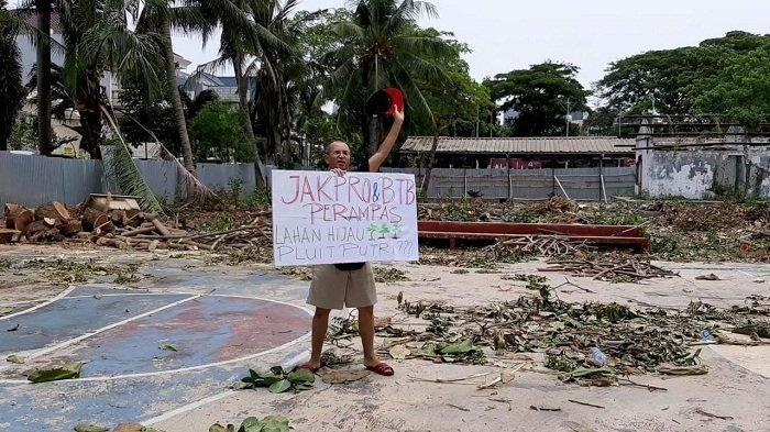 PT JUP Beranggapan Pembangunan Sekolah di Kompleks Pluit Putri Dilaksanakan Sesuai Zonasi