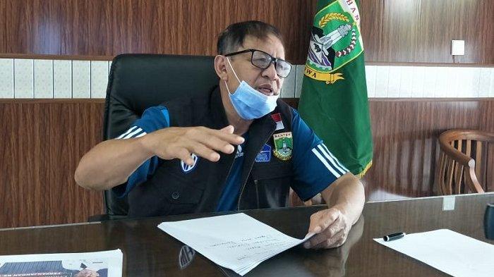 Gubernur Banten Wahidin Halim, Minggu (9/8/2020), mengajak seluruh pihak untuk mengantisipasi dalam menghadapi pertumbuhan ekonomi yang diproyeksikan tumbuh negatif atau mengalami resesi.