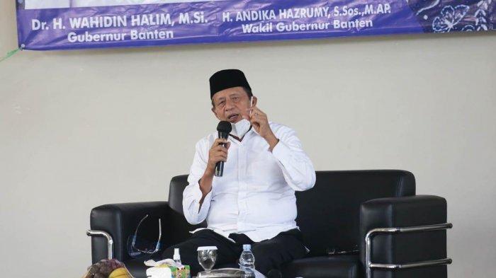 Masih Ditemukan Kasus Covid, Gubernur Banten Serukan PSBB Diperpanjang Lagi Hingga 18 April