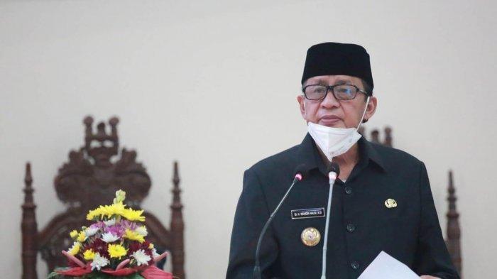 Jelang Ramadan Pemprov Banten Kembali Perpanjang Penerapan PSBB Hingga 30 Hari Mendatang