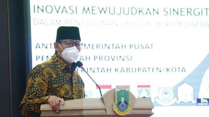 Kebijakan Pelarangan Mudik dan Pembukaan Pariwisata Jadi Dilema Buat Gubernur Banten