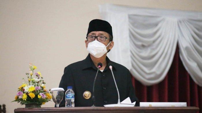 Wahidin Halim Instruksikan Bupati dan Wali Kota di Provinsi Banten Sosialisasikan Larangan Mudik