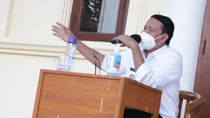 Wahidin Halim Siap Disuntik Vaksin Covid-19 setelah Memenuhi Persyaratan Medis