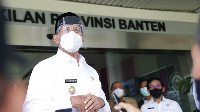 Wahidin Halim Optimistis PPKM Mikro Mampu Menekan Laju Penyebaran Virus Covid-19
