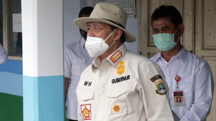 Wahidin Halim Bertekad Membangun 34 Sekolah Baru di Provinsi Banten pada Masa Pandemi Virus Corona