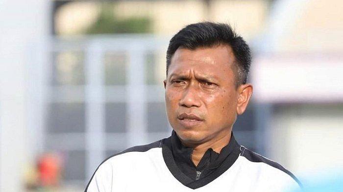 Widodo Cahyono Putro Pelatih Persita Tangerang Sambut Baik Izin Turnamen Pra Musim Piala Menpora