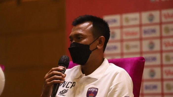 Buta Kekuatan Persiraja Banda Aceh, Widodo Cahyono Putro Matangkan Strategi Pemain Persita Tangerang