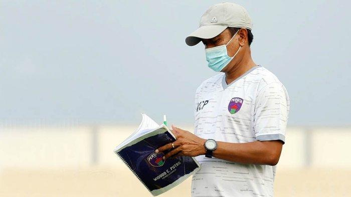 Gagal di Piala Menpora, Widodo Cahyono Putro Minta Pemain Persita Tampil Lebih Baik di Liga 1 2021