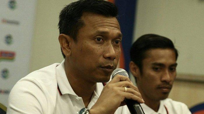 Widodo C Putro Waspadai Serangan Variatif Persija Jakarta
