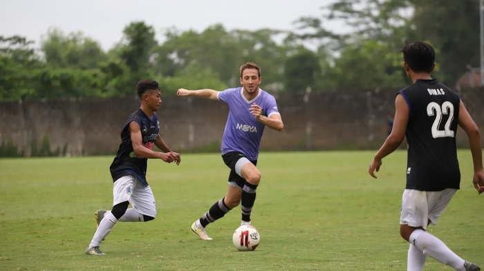 TC di Yogyakarta Selesai, Persita Kembali ke Tangerang dan Mulai Latihan untuk Hadapi Liga 1 2020