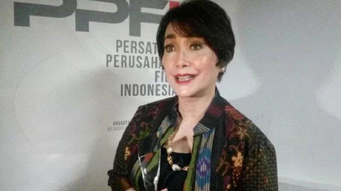 Widyawati di Usia 70 Tahun Tetap Cantik dan Dapat Penghargaan di Festival Film Asia Pasifik 2020