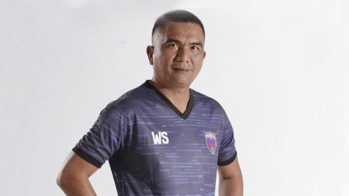 Wiganda Saputra Asisten Pelatih Persita Tangerang Pernah Gagal Bawa Laskar Cisadane Ke Liga 1