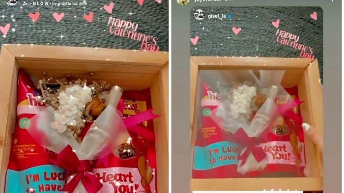 Suport Terindah Wijin saat Gisel Dihantam Ujian Besar, Berikan Bingkisan Romantis di Hari Valentine
