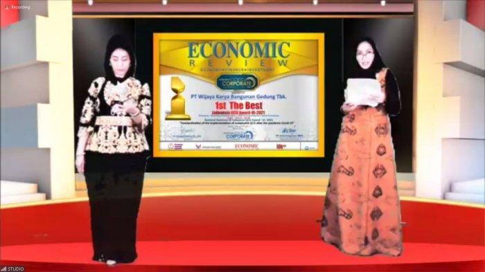 WEGE Raih Peringkat Pertama The Best GCG Award-VI-2021