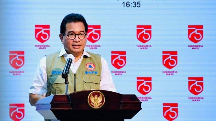 Ketua Tim Pakar Sekaligus Jubir Satgas Penanganan Covid-19, Wiku Adisasmito Positif Corona