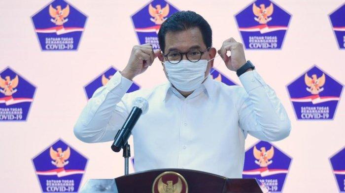 Virus Corona di Provinsi Banten Masih Mengkhawatirkan