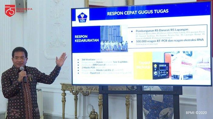 Gugus Tugas: 60 Persen Daerah di Indonesia Masuk Zona Hijau Penyebaran Covid-19